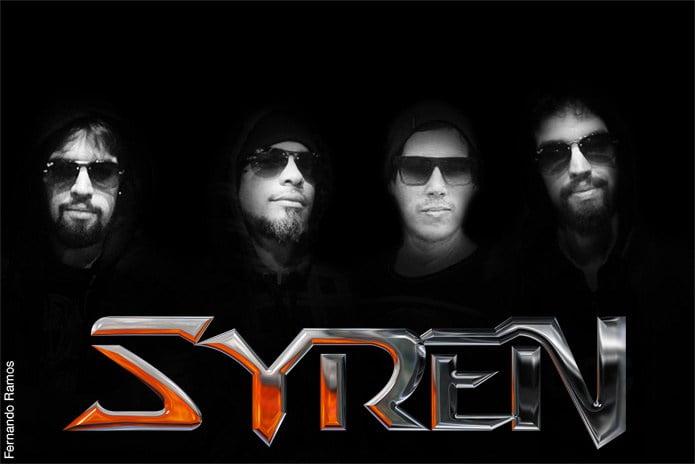 Syren: tocando no festival Roquealize-se; entrada gratuita!
