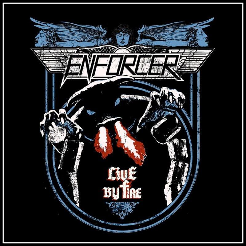 ENFORCER-Live-by-Fire-LP