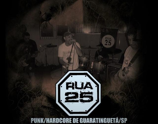 Read more about the article Rua 25: banda confirma participação na 26º Edição do Coletivo La Migra Fest