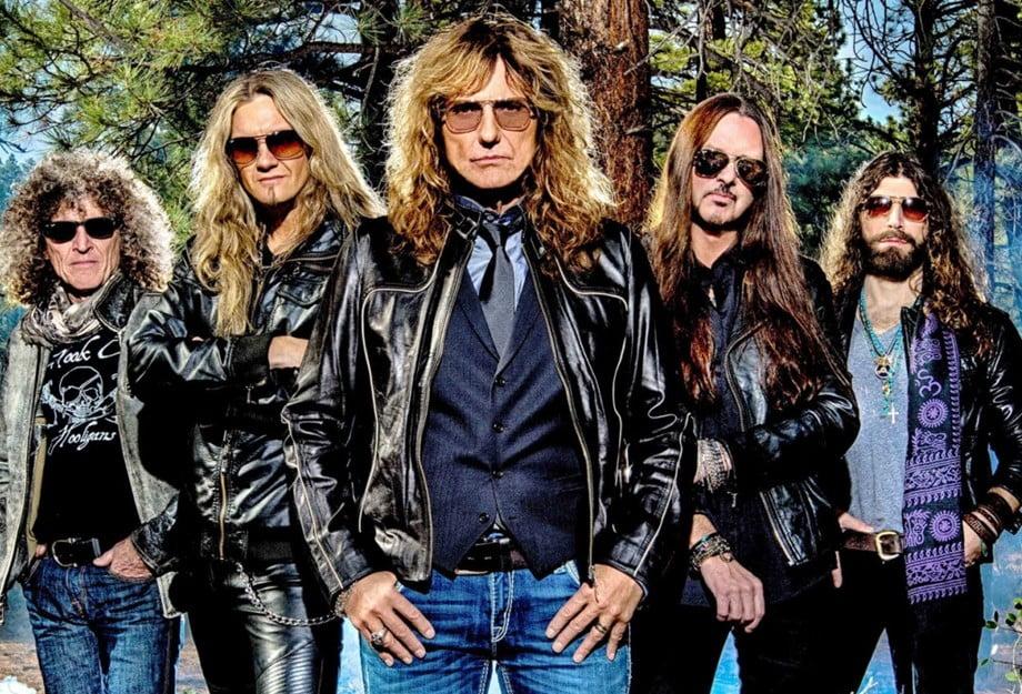 Whitesnake: confirma provável 'turnê de despedida' no Brasil; saiba detalhes
