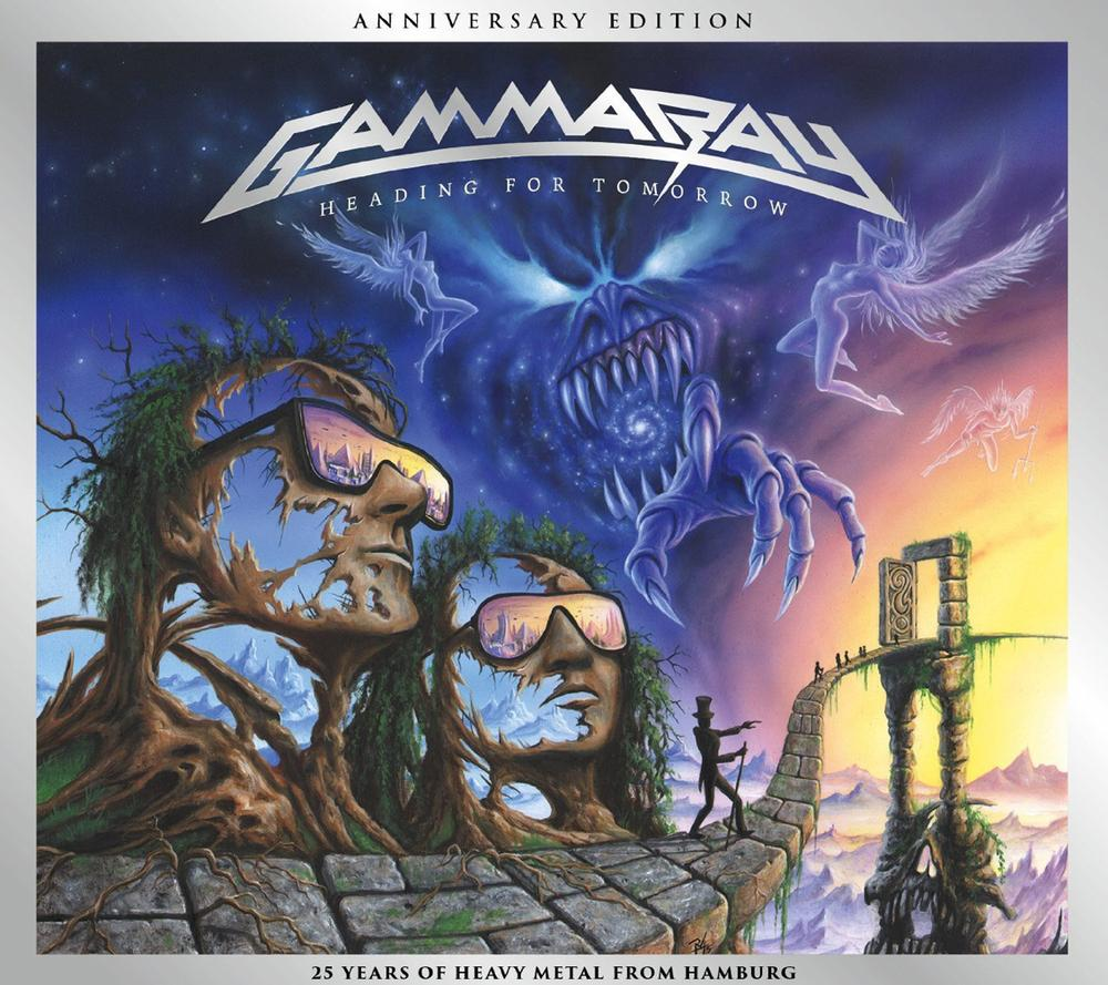 Gamma Ray – Heading For Tomorrow (Aniversary Edition)
