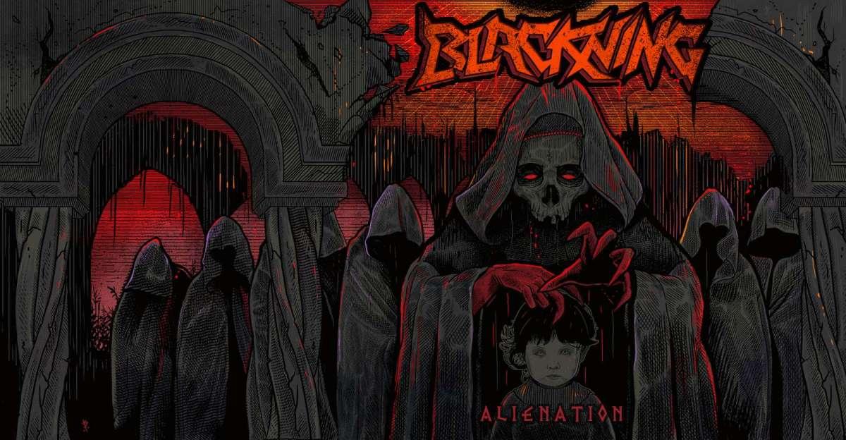 Blackning – Alienation