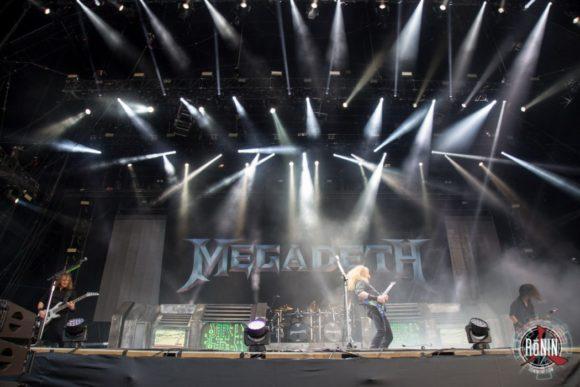 Megadeth: banda estremece renomado festival francês Hellfest, antes de shows no Brasil