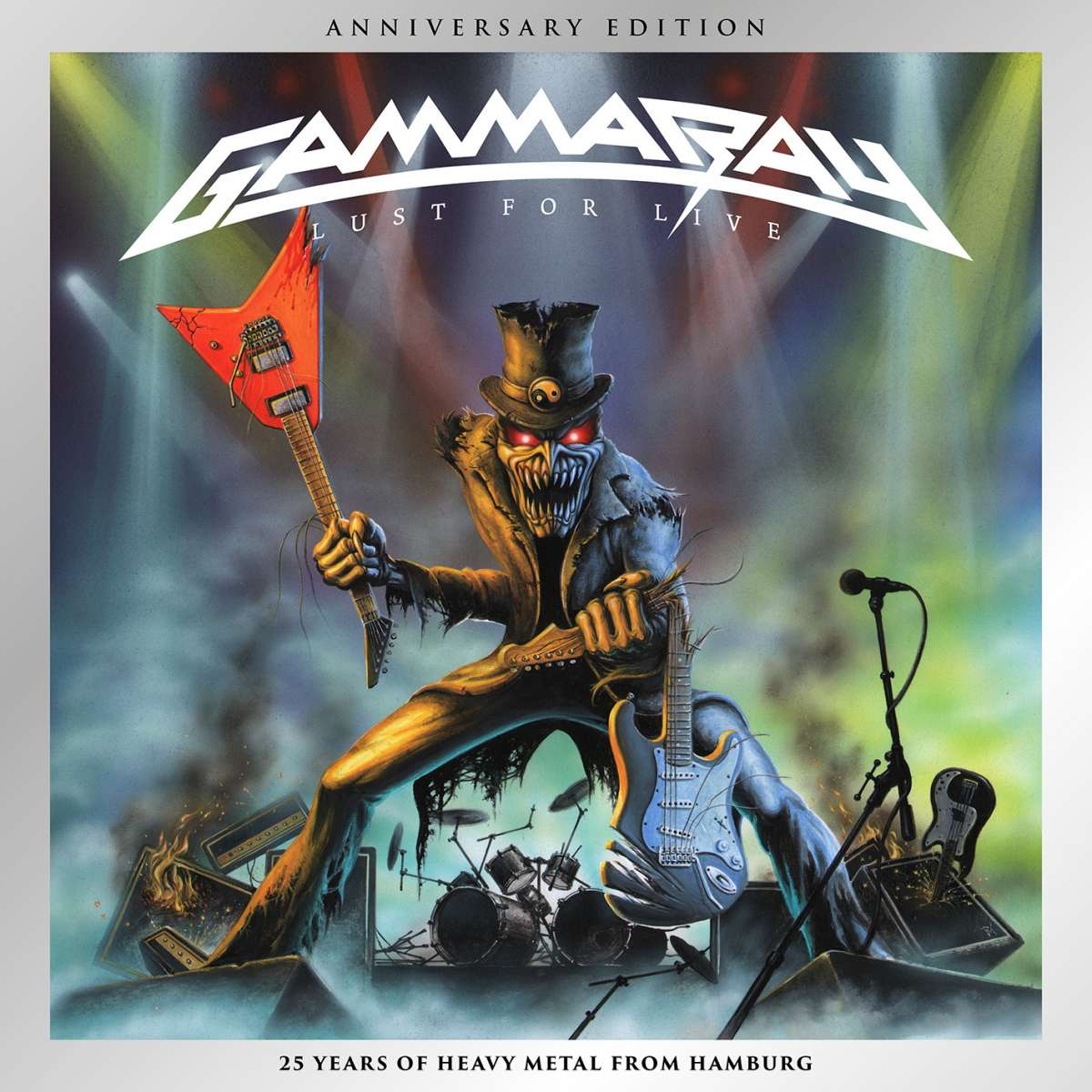 Gamma Ray – Lust For Live