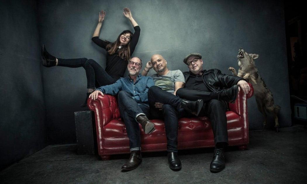 Pixies: banda anuncia novo álbum, turnê mundial e apresenta oficialmente nova formação