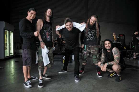 Suicide Silence: banda inicia turnê pela América Latina com grande show em festival no México