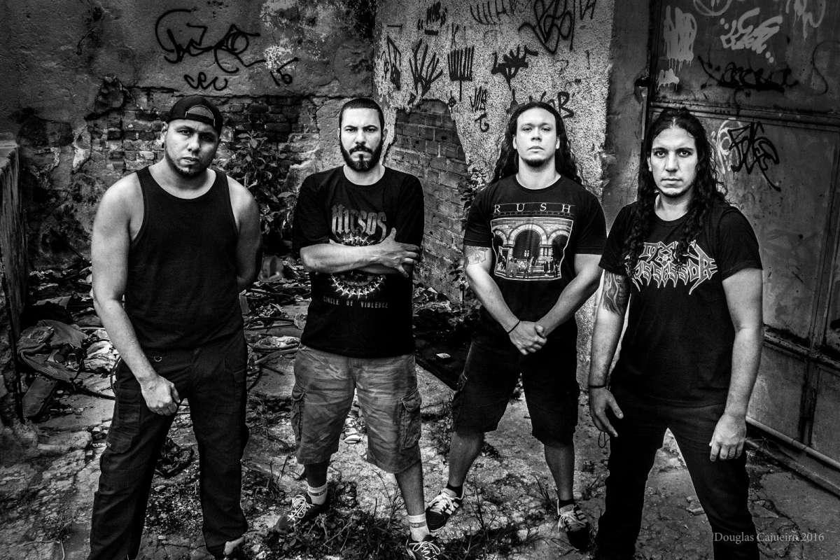 """Vox Mortem: apresentação no """"Calabouço Inferno Fest"""" dia 27 de novembro"""