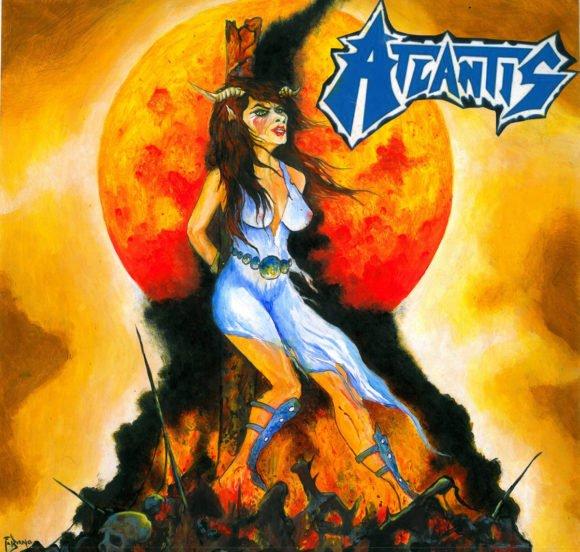 """Atlantis: """"Hotter Than A Burning Church"""" ganhará versão em CD"""