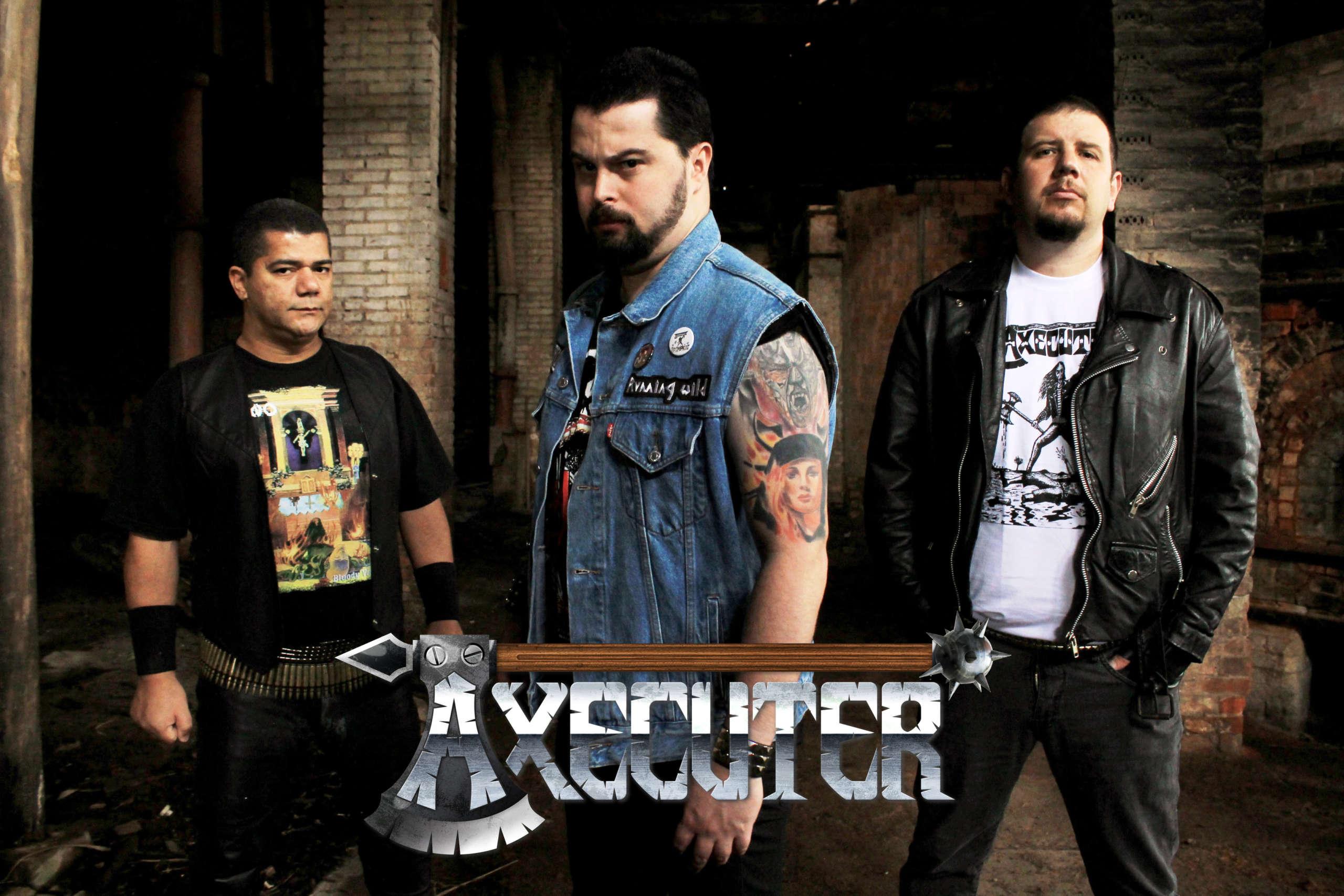 """Axecuter: anunciado show de lançamento de """"Headbangers Afterlife"""""""