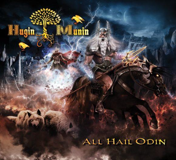 Hugin Munin - all hail odin