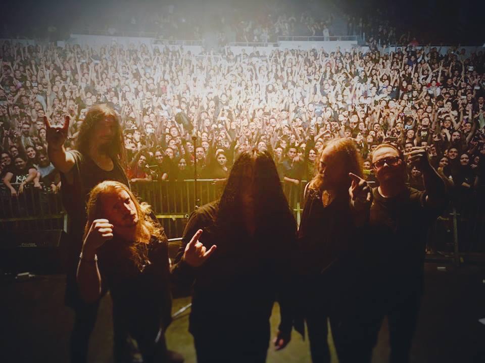 Katatonia: banda inicia turnê pela América Latina com show emocionante no México