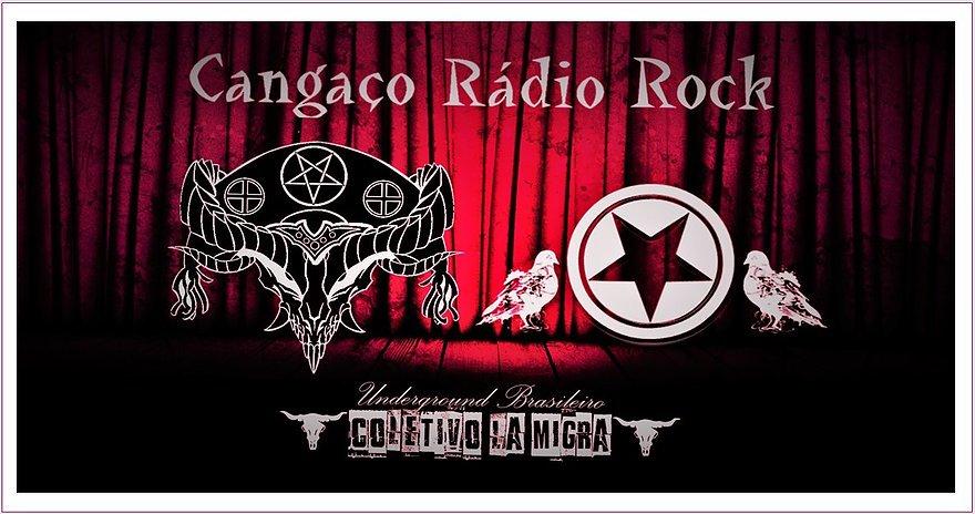 Cangaço Rádio Rock e Coletivo La Migra juntos apoiando a Cena Underground Brasileira