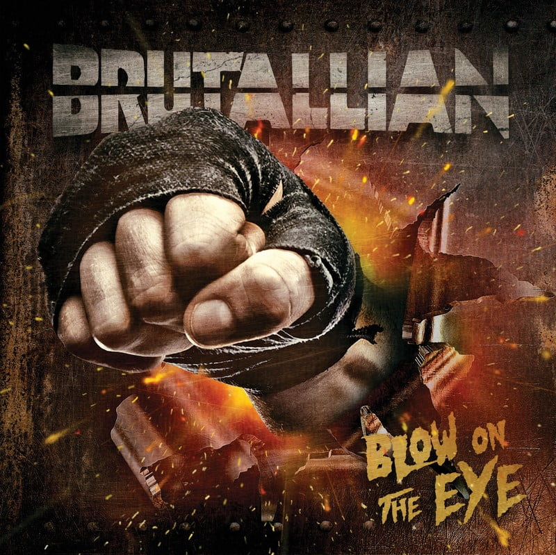 Brutallian: disponibilizado álbum de estreia no Youtube