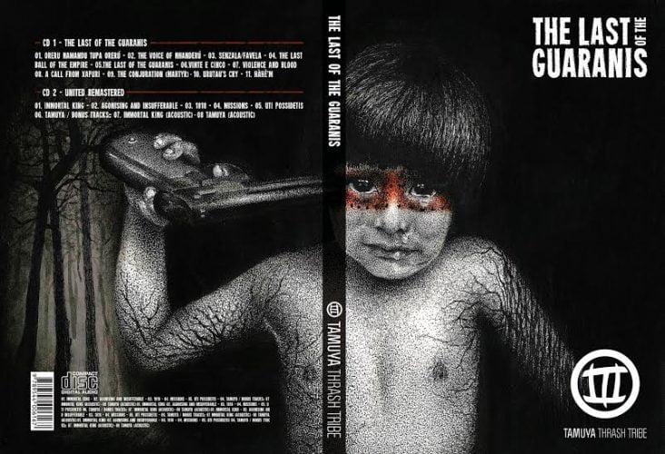 Tamuya Thrash Tribe – The Last Of The Guaranis