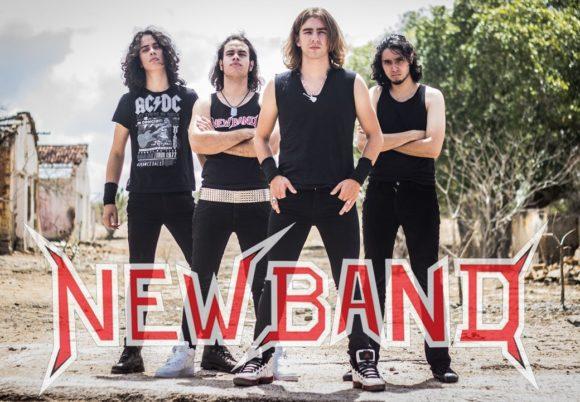 NewBand - promotional photo 2016.