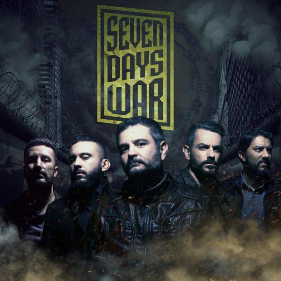 Seven Days War: show em Canoas neste sábado e a busca por desafios