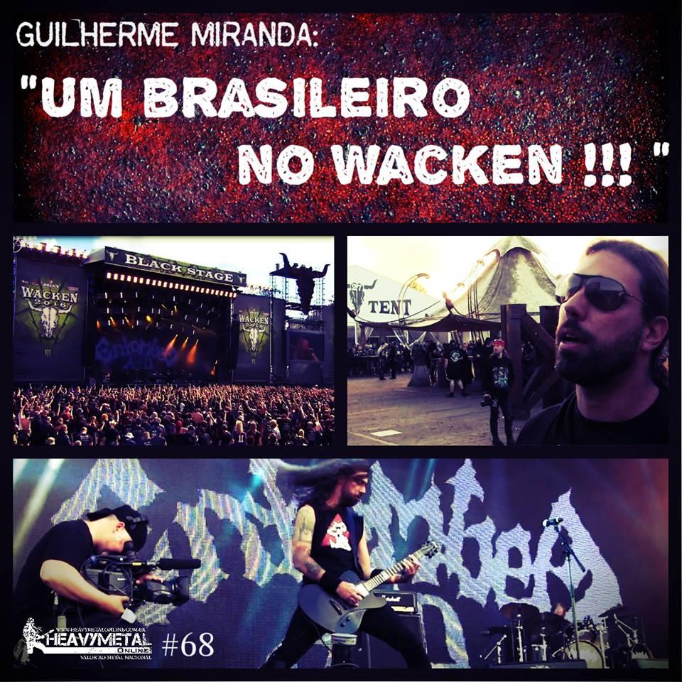 Wacken: o festival na visão de um brasileiro