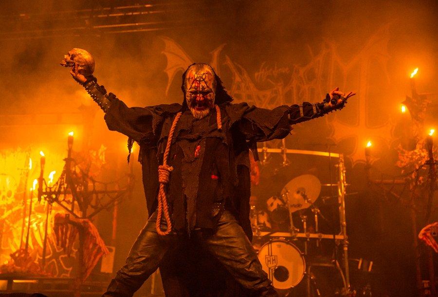 Mayhem: polêmico vocalista convoca fãs para shows históricos no Brasil