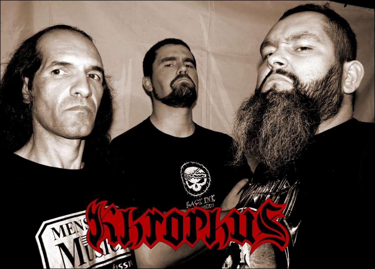 Khrophus: banda é headliner em dois shows no Rio Grande do Sul nesse fim de semana