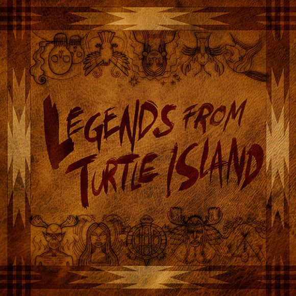 "War Industries Inc.: banda disponibiliza ""Legends From Turtle Island"" no Spotify"