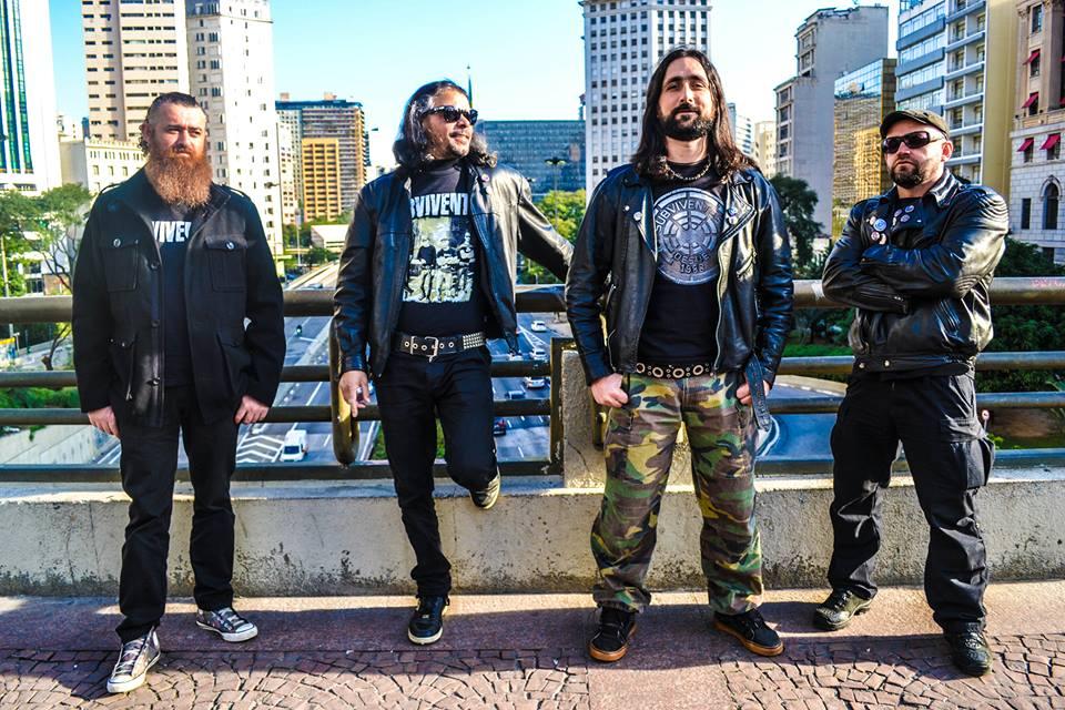 Subviventes: banda faz show no Kazebre neste sábado