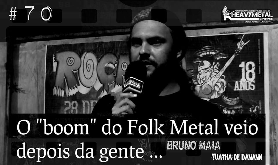 """Read more about the article Tuatha de Danann: """"Começamos antes do 'boom' do Folk Metal"""""""