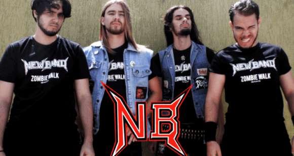 NewBand: banda anuncia oficialmente reformulação no nome