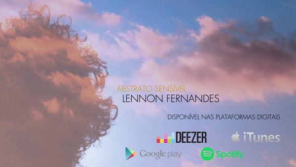 """Read more about the article Lennon Fernandes: lançamento virtual do álbum """"Abstrato Sensível"""""""