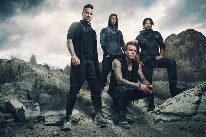 Papa Roach: veja como foi passagem da banda pelo Brasil