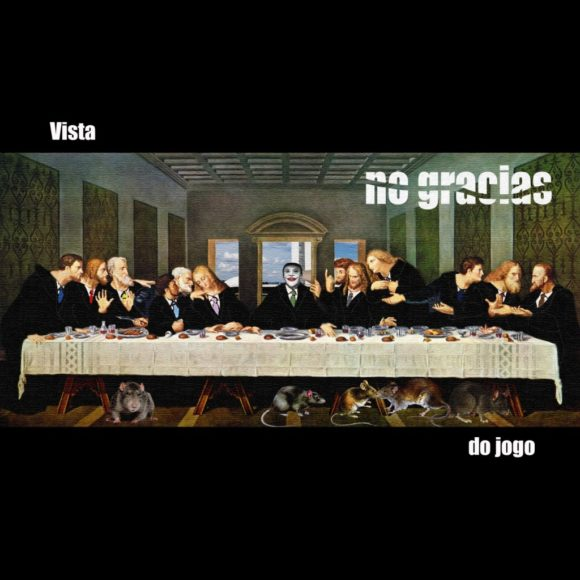 "No Gracias: banda lança novo single ""Vista"" e libera capa do novo EP"