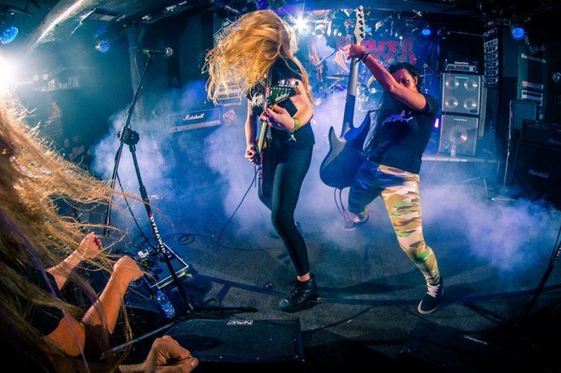 Read more about the article Nervosa: banda anuncia mais datas no Brasil em março