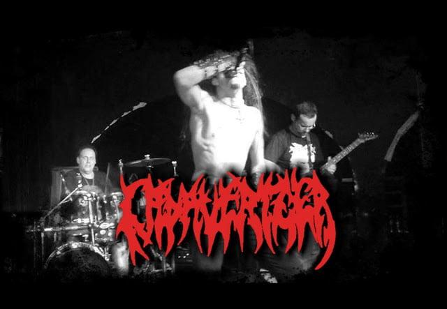 """Cadaverizer: músicas do EP """"Necroforia"""" no Programa Comando Noise"""