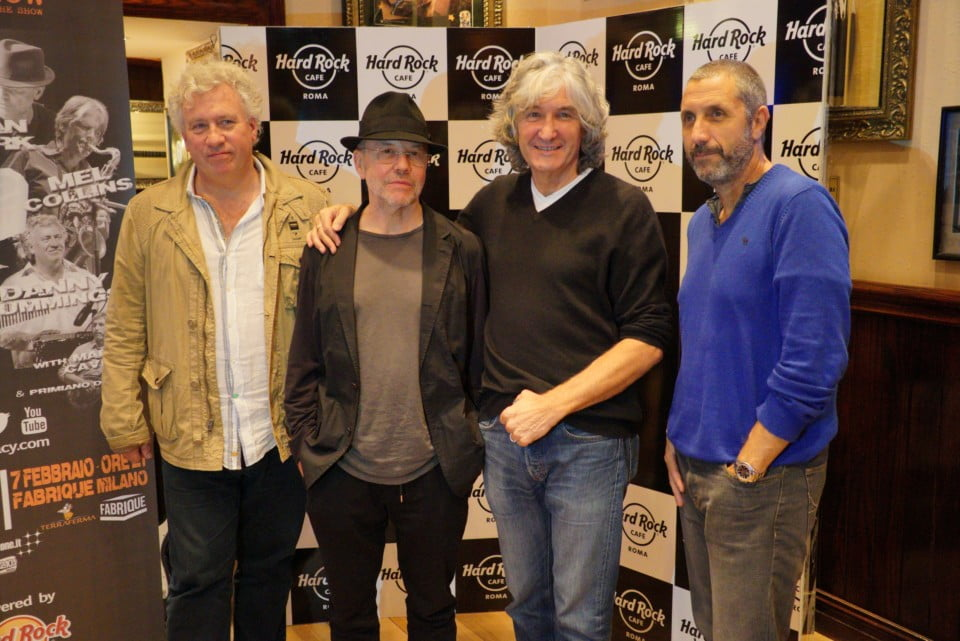 Read more about the article Dire Straits Legacy: integrantes do Dire Straits fazem turnê no Brasil