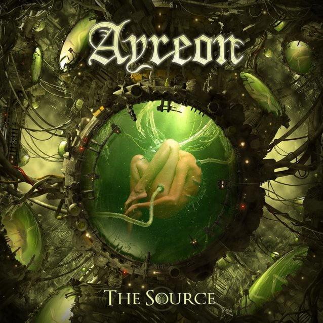 "Ayreon divulga quatro lyric vídeos de nova música ""The Source WIll Flow"""