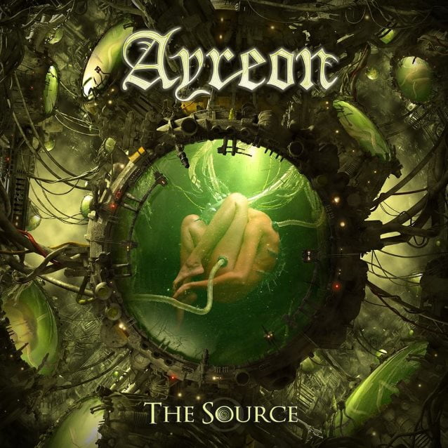 "Ayreon: Hellion Records lançará novo álbum ""The Source"" no Brasil"