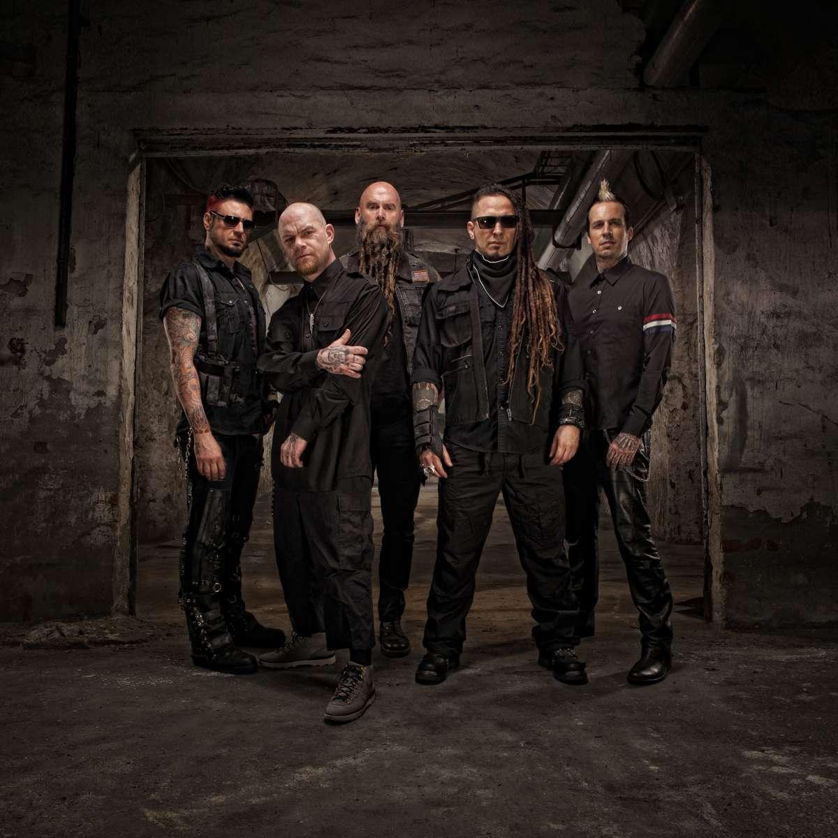 Five Finger Death Punch: shows confirmados no Rio e em BH