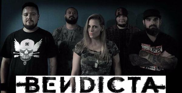 """Bendicta: banda confirma show de lançamento do EP """"Recomeço"""" no Manifesto Bar"""