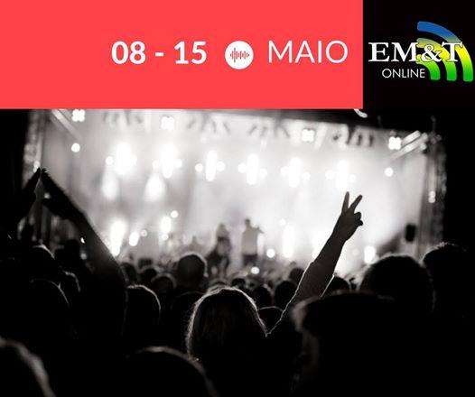 EM&T: escola completa 20 anos e realiza 1ª semana da EM&T online 100% gratuito