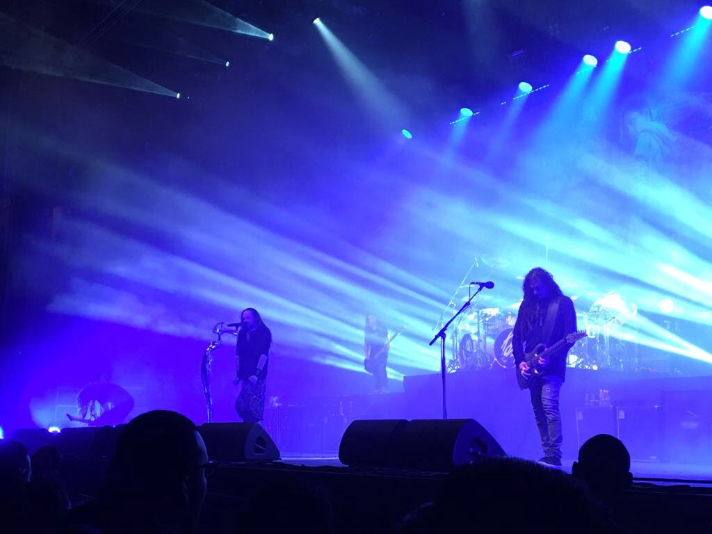 Read more about the article Korn – 19/04/2017 – São Paulo/SP