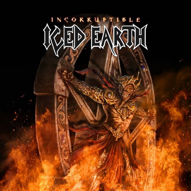 """Read more about the article Iced Earth: Hellion Records lançará novo álbum """"Incorruptible"""" no Brasil"""