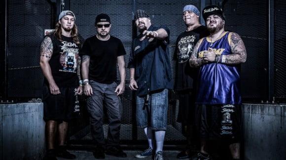 Suicidal Tendencies: banda faz três shows no Brasil neste mês