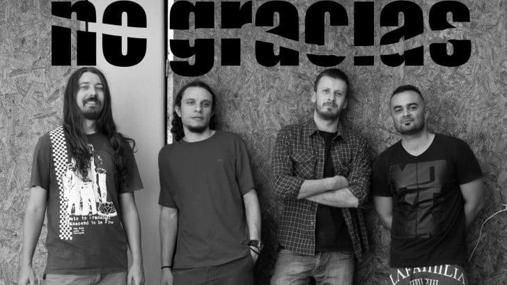 """No Gracias: banda lança EP """"Vista do Jogo"""""""