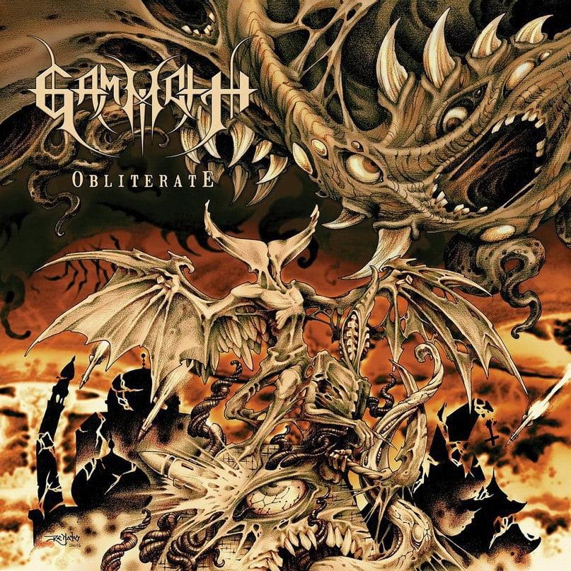 Gammoth – Obliterate