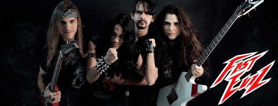 Read more about the article Fast Evil: ótima promessa do metal brasileiro