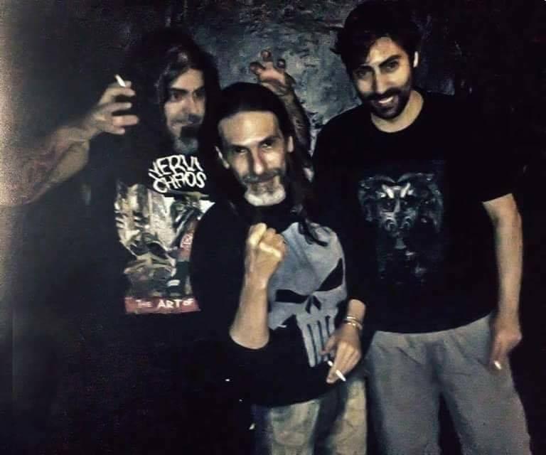 "Black Triad: banda apresenta novo baterista no programa ""Dissonante"""