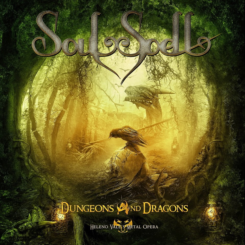"Soulspell: Metal Opera divulga vídeo clipe de ""Dungeons and Dragons"""