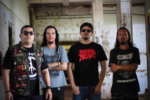 Terrorsphere: banda fará abertura do show de Warrel Dane em Londrina, no dia 04 de junho