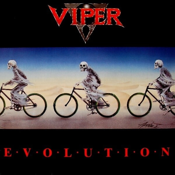"Viper: banda lança ""Evolution"" remasterizado na Woodstock Discos neste sábado"