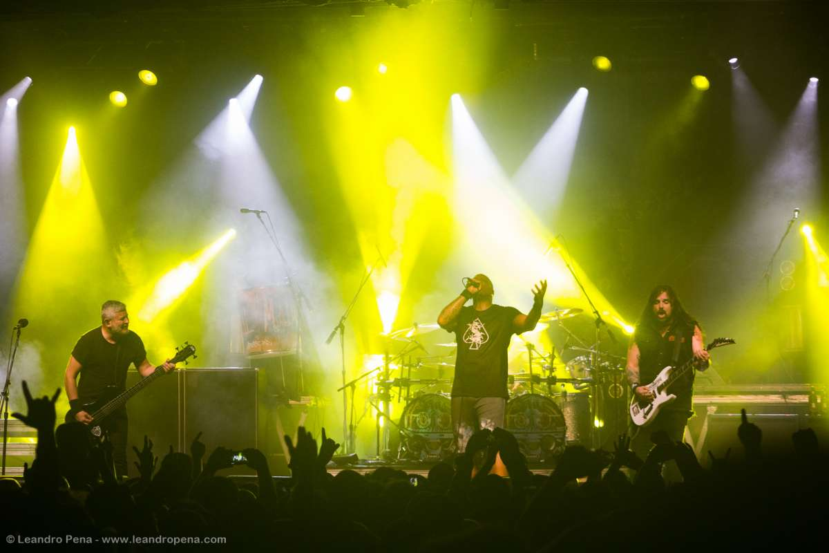 Read more about the article Sepultura – 27/05/2017 – São Paulo/SP