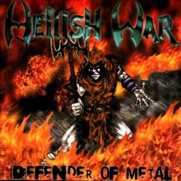 Read more about the article Hellish War – Defender of Metal